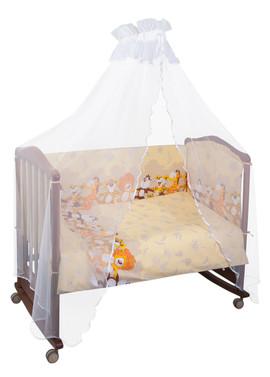 Постельное белье в кроватку Африка 3 предмета фото