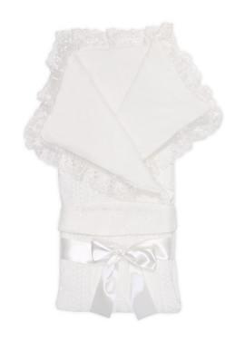 Конверт-одеяло на выписку Нежность фото