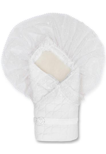 Конверт-одеяло на выписку Зимушка фото