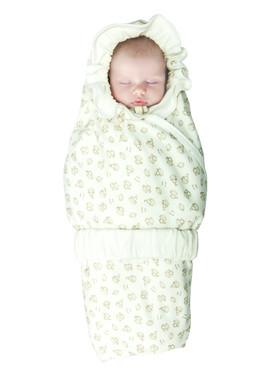 a1156f92d755 Пеленки на выписку для новорожденных - Сонный Гномик
