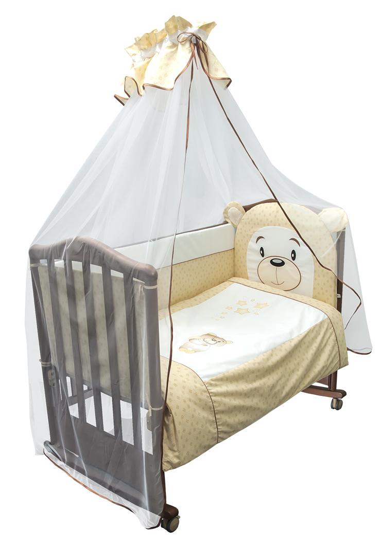 5d6d158c9617 Набор Умка из 7 предметов в кроватку для новорожденного - Сонный гномик