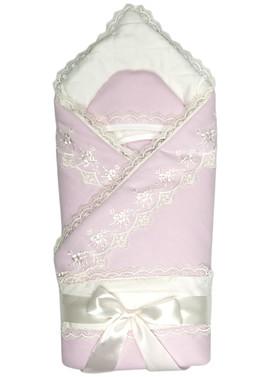 Конверт-одеяло на выписку Бусинка фото