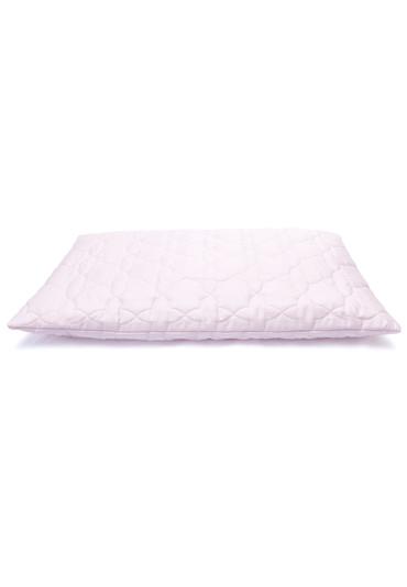 Подушка в кроватку стеганная Сатин фото