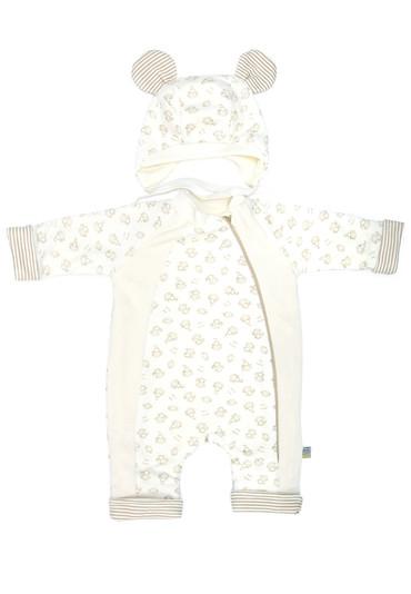 Комбинезон для малыша Мордашки фото 1
