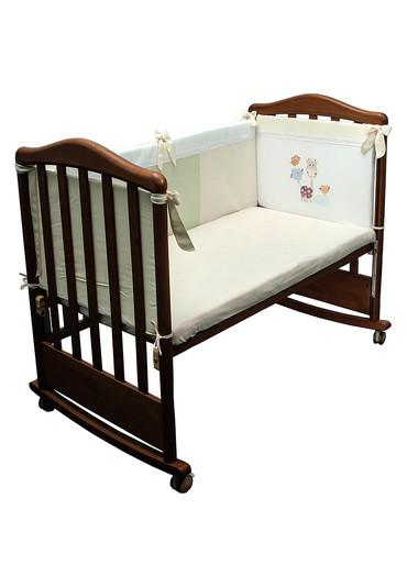 Бортик в кроватку Пикник фото 1