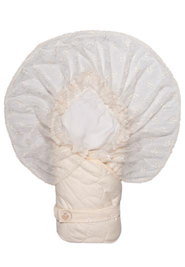 Конверт-одеяло на выписку Малютка фото