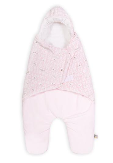 Пеленка на липучках для новорожденного Мармеладик фото 1