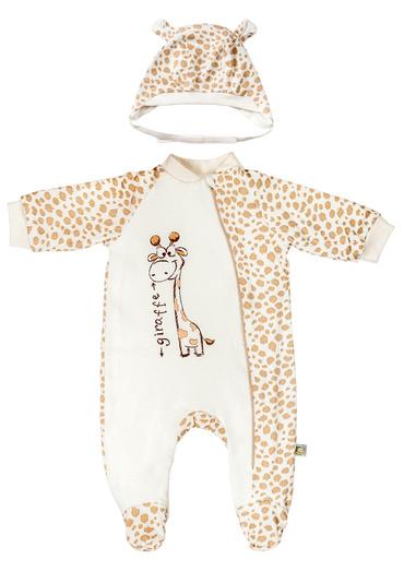Комбинезон для малыша Жираф фото 1