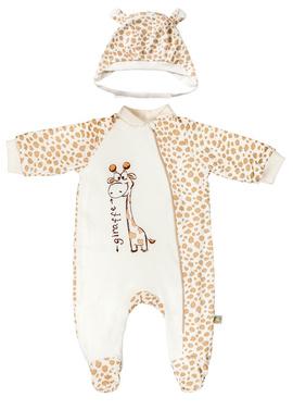 Комбинезон для малыша Жираф разм 68 фото 1