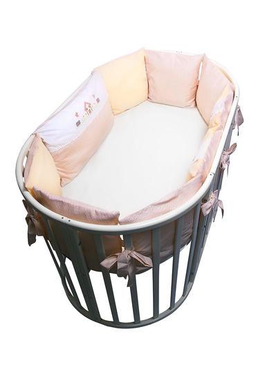 бортики подушки для новорожденных фото