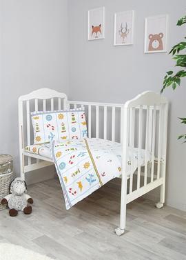 Постельное белье в кроватку Маяк фото
