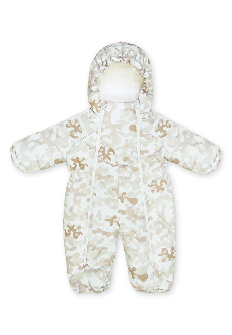 Демисезонный комбинезон Акита для новорожденного - 80 размер фото