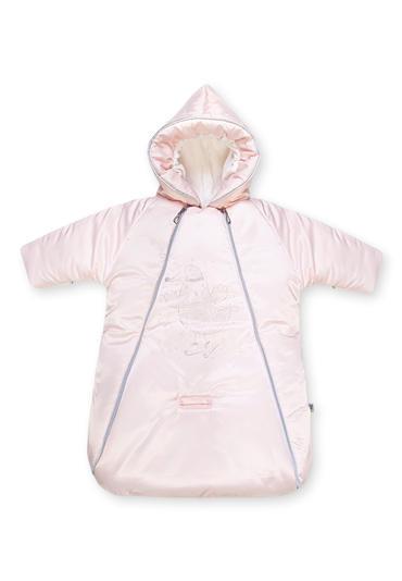 Конверт Птенчик фото розовый