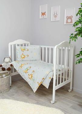 постельное белье для новорожденного Жирафик фото