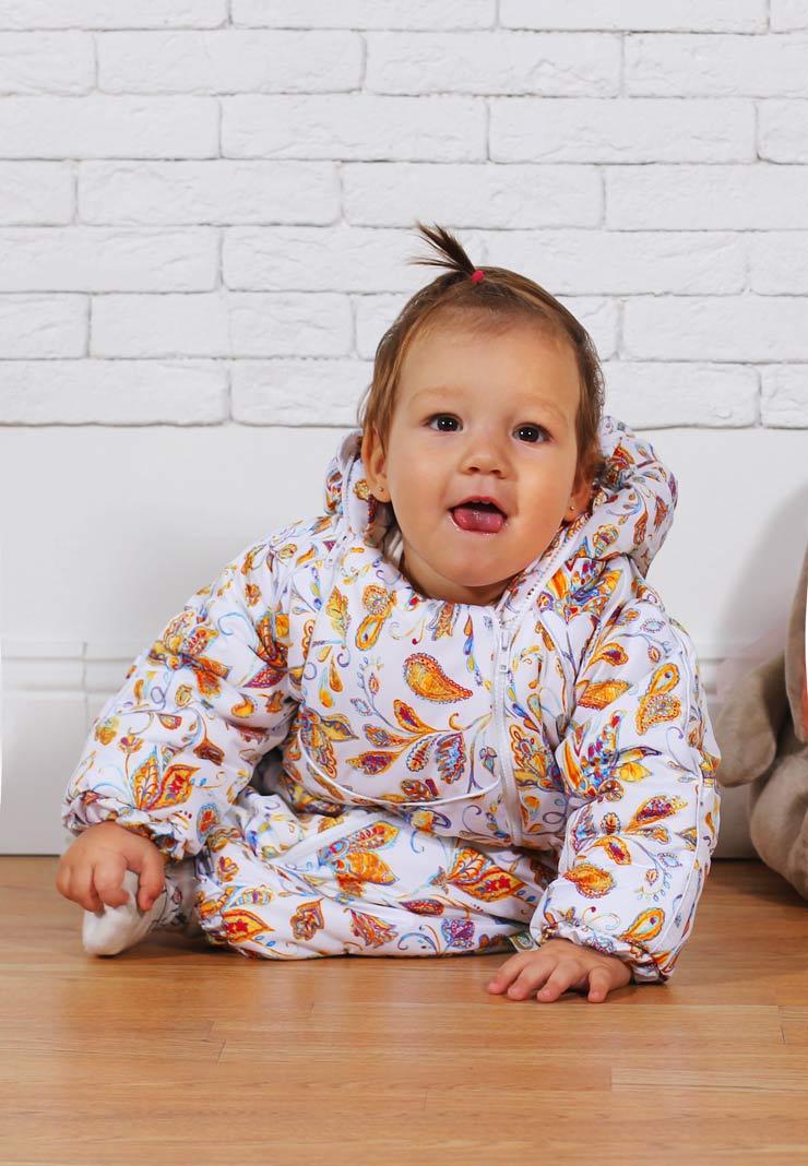 Комбинезон Жар Птица для новорожденного - 68 размер фото