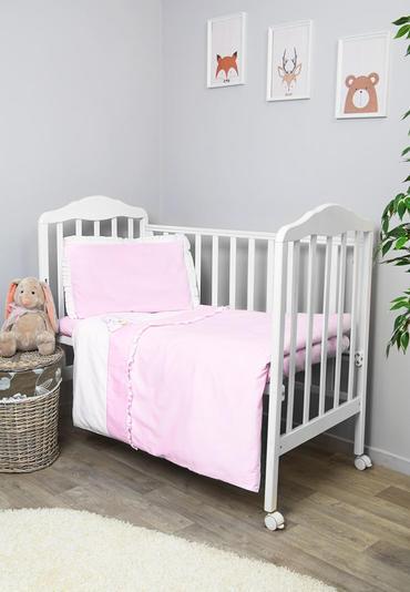 Детское бельё в кроватку Пушистик 3 предмета фото
