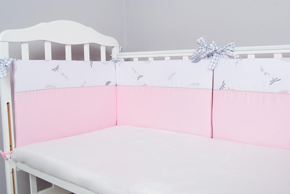 борт в кроватку Стрекоза-Егоза фото