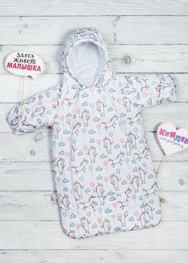 a8055b33172a Конверты на выписку из роддома для новорожденных купить у ...