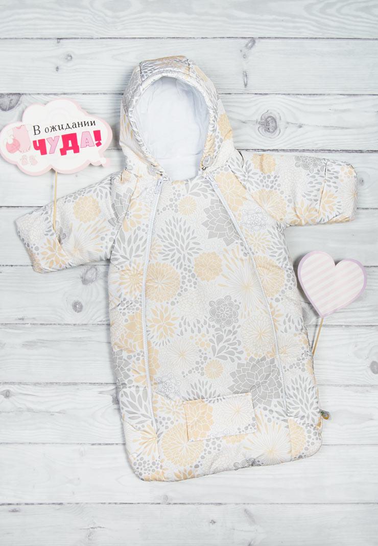 Комбинезон для новорожденного Жасмин фото