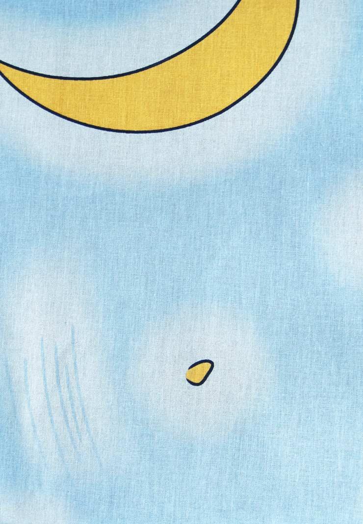 Постельное белье в кроватку Лежебоки 3 предмета фото